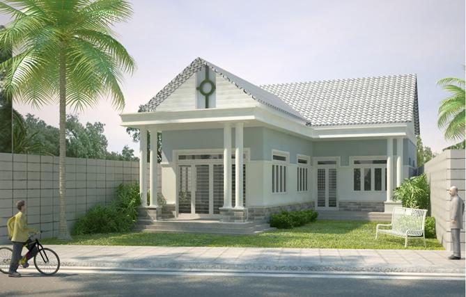 Công trình nhà ở gia đình