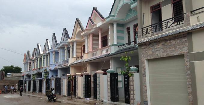 Bàn giao công trình khu dân cư Tân Đông Hiệp