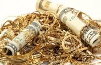 Giá vàng giảm , giá ngoại tệ tăng cao