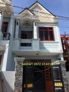 Nhà dĩ an giá rẻ vị trí đẹp 1 lầu cần bán gấp