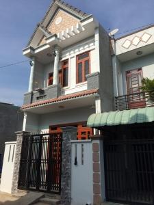 Nhà dĩ an giá rẻ 1 lầu bán gấp vị trí đẹp.