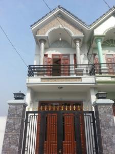 Nhà dĩ an giá rẻ gần cây lơn 1 lầu cần bán gấp để trả nợ ngân hàng.