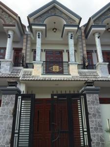 Nhà dĩ an giá rẻ cần bán gấp sổ hồng , thổ cư vị trí đẹp.
