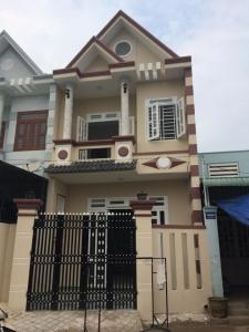 Nhà dĩ an giá rẻ cần bán gấp căn nhà đang ở để lấy tiền trả nợ