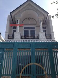 Nhà đất dĩ an bán ngay đường trần hưng đạo 1 lửng - 1 lầu sổ riêng