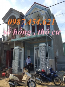 Bán nhà gấp tại dĩ an 68m2 đường thông sổ hồng riêng , thổ cư .