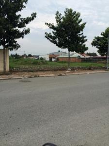 Bán đất dĩ an bình dương mặt tiền đường Nguyễn hữu cảnh gần trường cấp 1,2 Đông Hòa.
