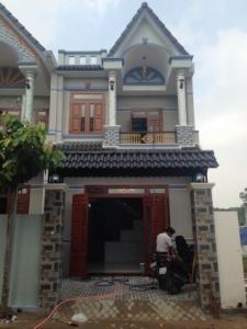 Bán nhà dĩ an gần làng đại học - cách QL 1K khoảng 500m giá rẻ !