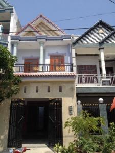 Bán nhà dĩ an khu dân cư đường 12m - gần QL1k ngay nhà thờ Bình An.