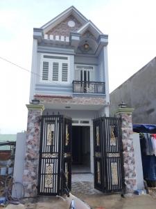 Bán nhà dĩ an bình dương đường 10m khu dân cư giá rẻ gần chợ - trường học.