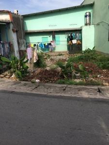 Đất dĩ an mặt tiền đường nhựa thông khu dân cư hiện hữu cần bán gấp!
