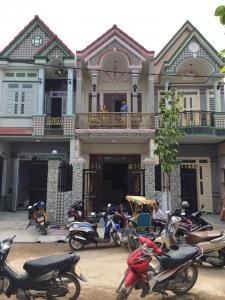 Bán nhà đường thông khu dân cư ngay chợ Tân Long giá rẻ - sổ hồng chính chủ.