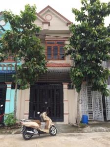 Bán nhà khu dân cư đường 10m gần trường cấp 2 Tan Đông Hiệp Dĩ An Bình Dương.