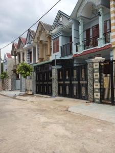 Bán nhà dĩ an ngay đường Nguyễn Thị Chạy gần chợ Tân Long Đường thông.