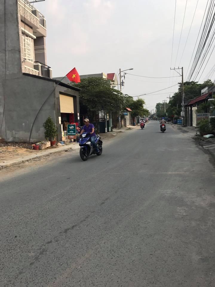 Bán đất mặt tiền kinh doanh đường Đông Minh sau lưng BigC Dĩ An Bình Dương.