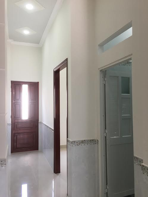 Nhà cần bán gấp cách QL1K dĩ an bình dương 100m , diện tích 107m sổ hồng riêng.