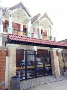 Nhà bán dĩ an 1 lầu chính chủ , giá rẻ sổ hồng riêng gần ngay ngã tư Bình Thung.