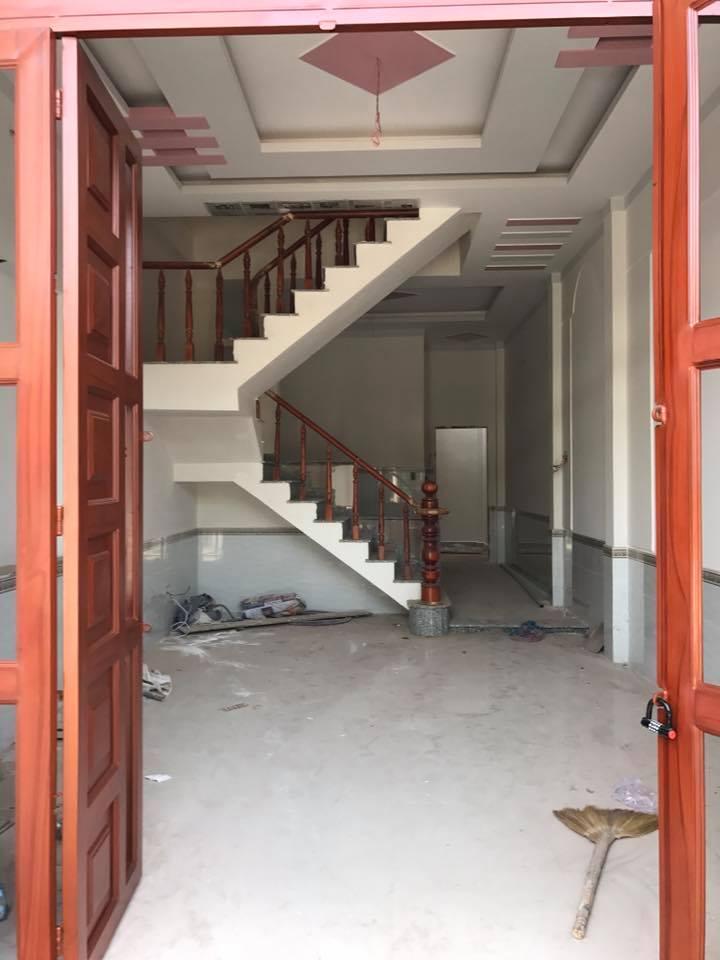 Nhà lầu dĩ an bán gấp khu dân trí cao sổ hồng riêng giá rẻ tại dĩ an bình dương.