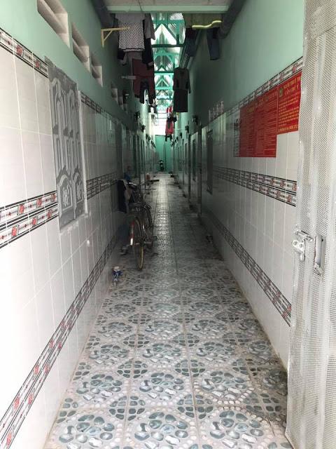 Bán nhà và 2 dãy phòng trọ ngay đường Lý Thường Kiệt Dĩ An Bình Dương.