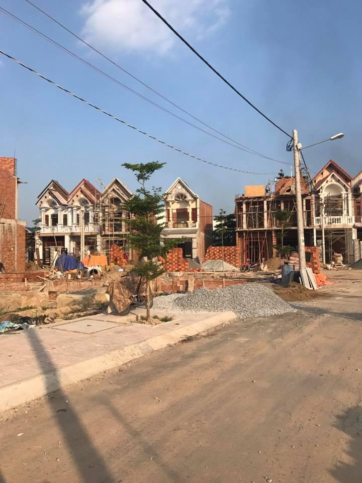 Bán gấp nền đất 90m2 sổ hồng riêng tại dĩ an gần khu công nghiệp Kiếng Nổi