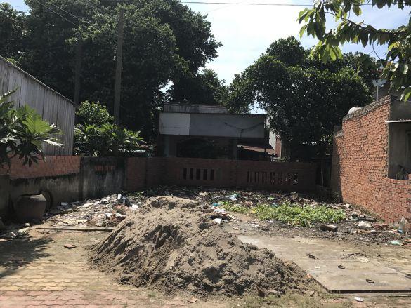 Bán đất mặt tiền đường Trần Quang Khải dĩ an  bình dương tiện kinh doanh