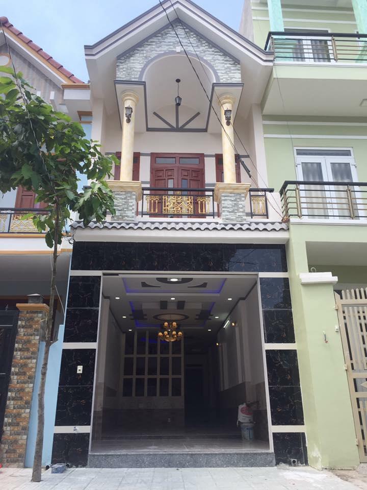 Bán nhà gần ngã tư Bình thung cách QL1k - 500m tại Dĩ AN đường 10m