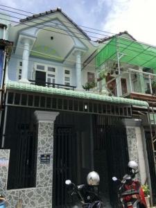 Chính chủ bán nhà tại Trung tâm thị xã Dĩ An ngay trục đường trần Hưng Đạo