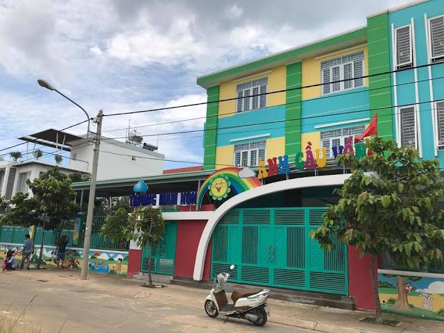 Bán đất dĩ an xây biệt thự khu dân cư cao cấp đường 15m ngay cổng trường