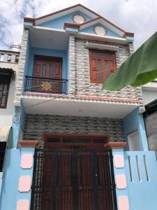 Bán nhà giá cực rẻ tại dĩ an Bình Dương nhà 1 lầu dân cư đông đường 5m