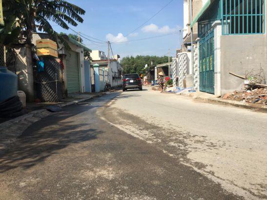 Bán nhà dĩ an thiết kế 1 lầu đường nhựa thông gần trung tâm Y Tế tỉnh lộ DT743