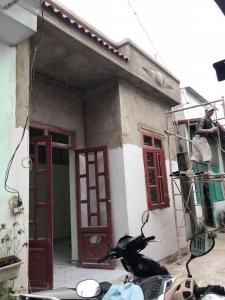 Bán nhà cấp 4 ngay đường Nguyễn Thị Khắp có gác lửng sổ hồng riêng giá 1.1 tỷ