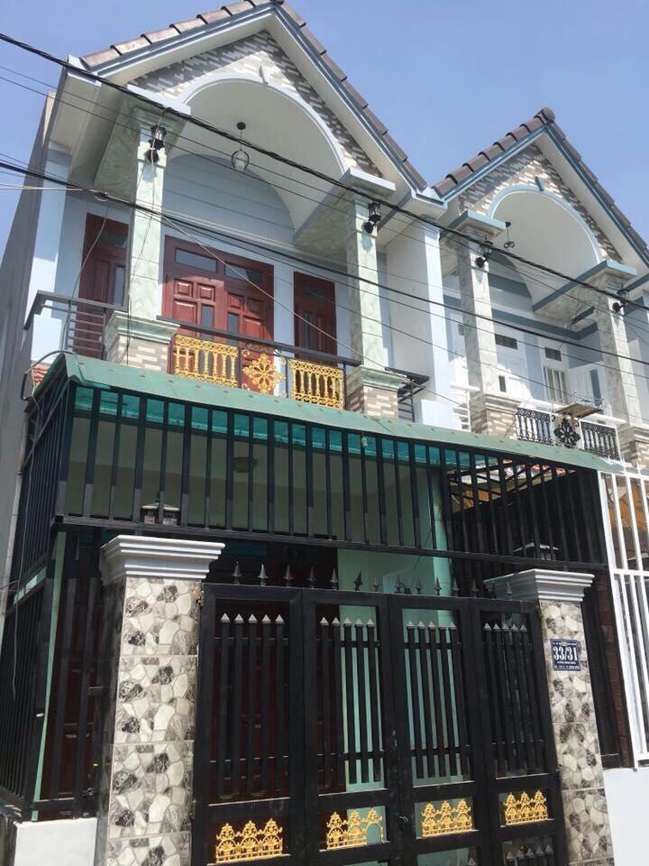 Nhà dĩ an bán cách đường Trần Hưng Đạo 100m đường thông giá rẻ
