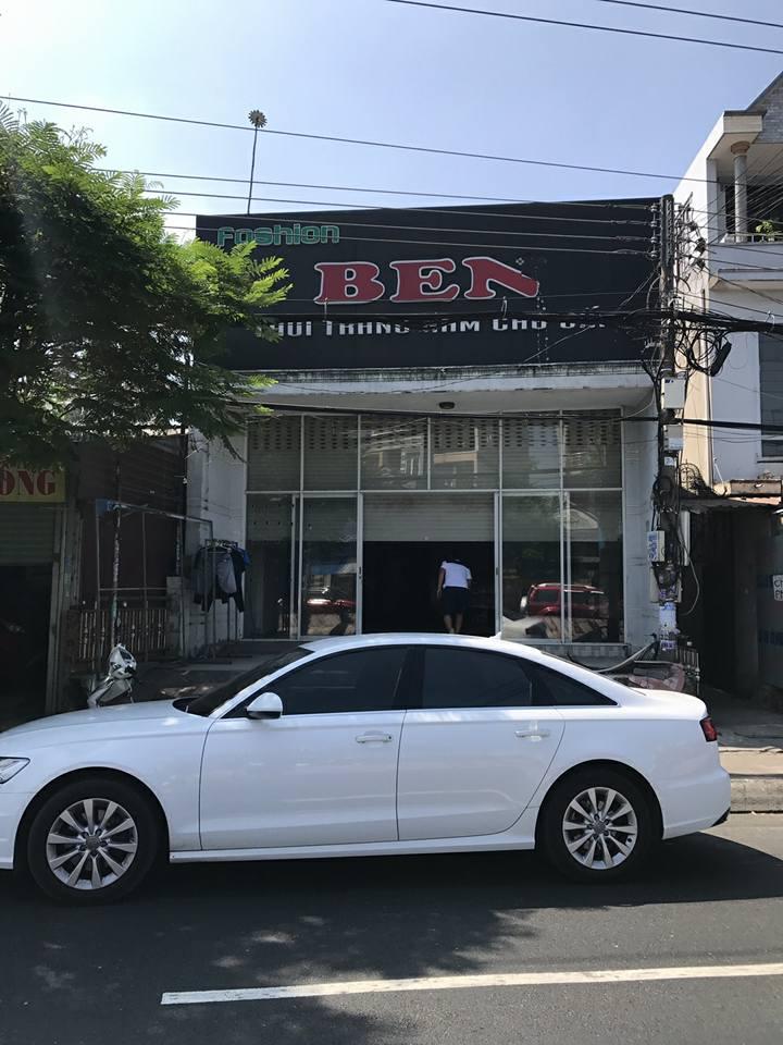 Bán nhà mặt tiền đường ngay ngã tư 550 khu Bình Hòa Thuận An