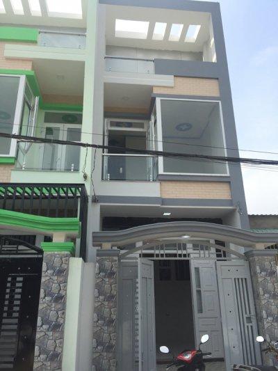 Bán nhà 2 lầu mặt tiền đường Tân An Dĩ An Bình Dương giá chính chủ
