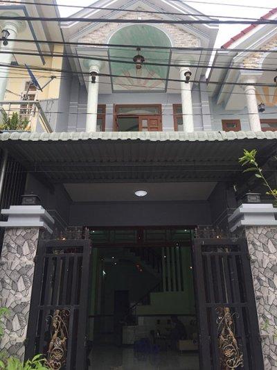 Bán nhà dĩ an giá rẻ đường 10m khu dân cư đông sổ hồng riêng gần ngã ba ông xã