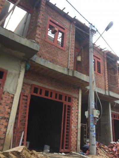 Bán nhà đang hoàn thiện ngay đường số 8 Linh Xuân thủ đức
